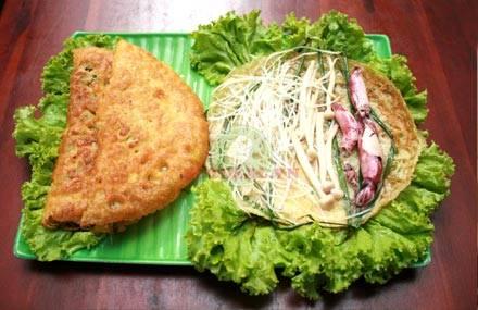 Bánh Xèo Mực,Banh Xeo Muc