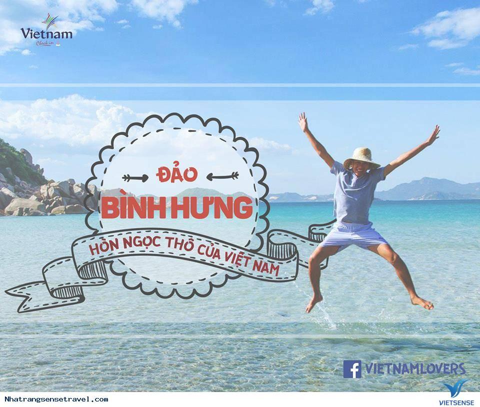 Đảo Bình Hưng - Hòn Ngọc Thô Kỳ Diệu Của Việt Nam
