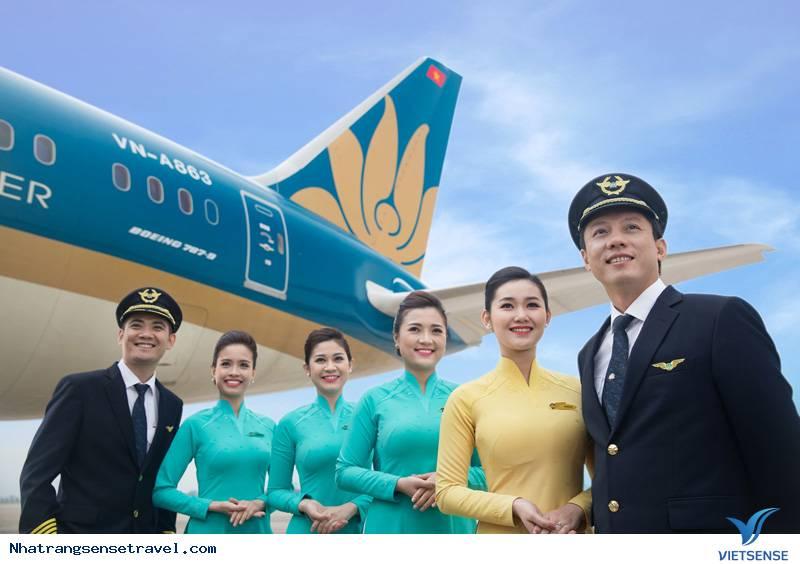 Dịp Hè 2016 VietNam Airline Tung Hàng Loạt Vé Giá Rẻ Cho Nhiều Chặng Bay Nội Địa