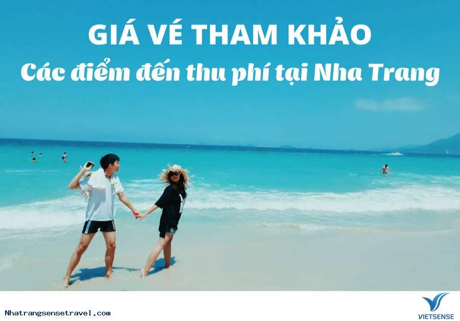 Giá Vé Tham Khảo Các Điểm Thăm Quan Có Thu Phí Ở Nha Trang