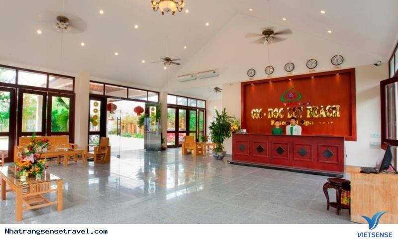 GM Dốc Lết Beach Resort - Spa Nha Trang