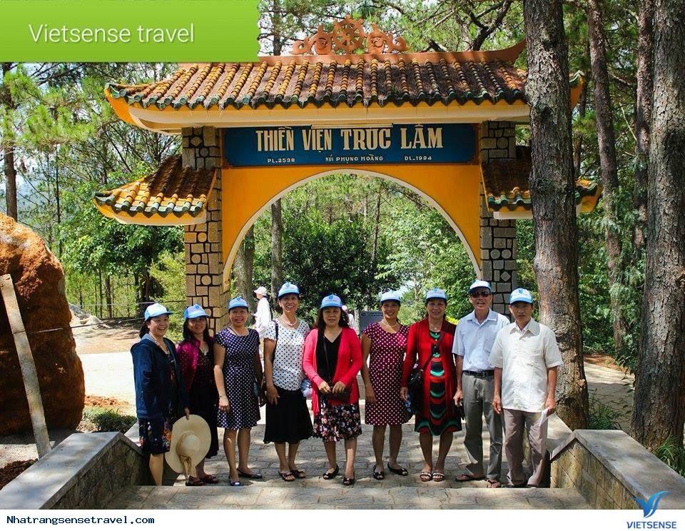 Du Lịch Nha Trang -  Vịnh Nha Phu - Đà Lạt 5 Ngày Giá Rẻ