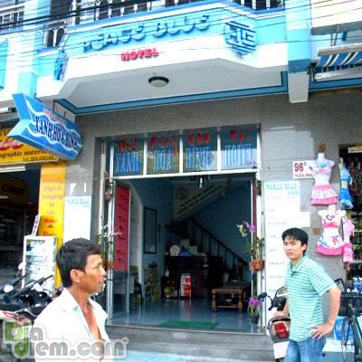 Khách sạn Hòa Bình Xanh,khach san hoa binh xanh