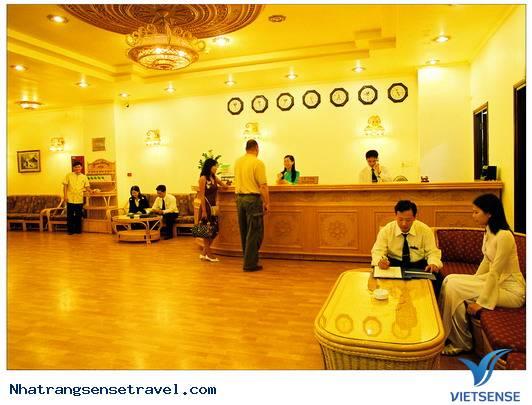 Khách sạn Xanh Nha Trang ,khách sạn Green Nha Trang