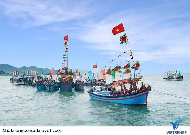 Lễ Hội Cầu Ngư Ở Nha Trang Khánh Hòa