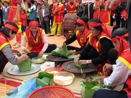 Le Hoi Den Hung Nha Trang, Lễ Hội Đền Hùng Nha Trang
