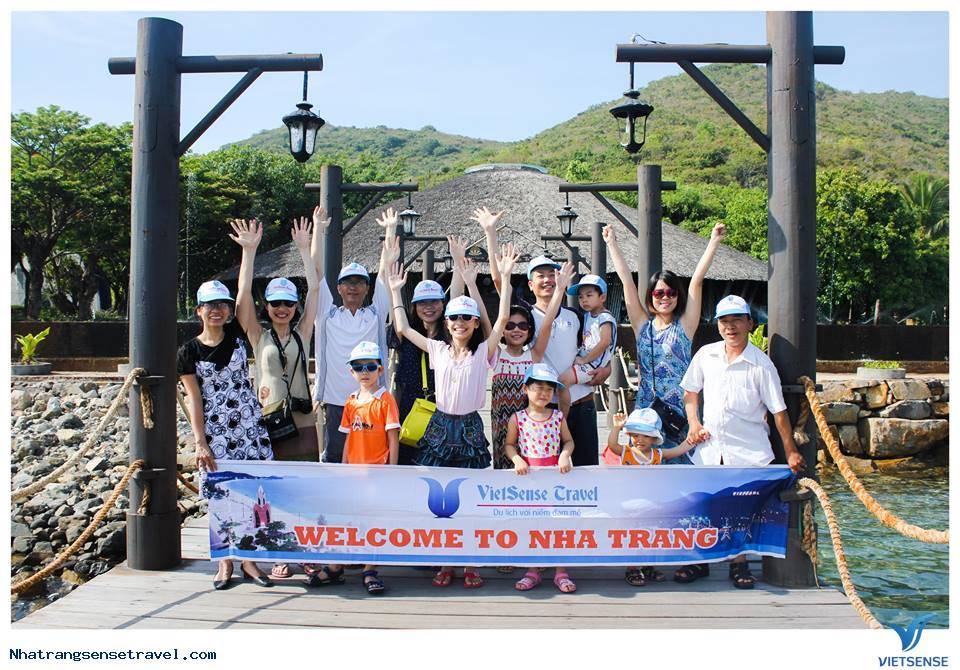 Tour Du Lịch Nha Trang - Vinpearlland - 4 Đảo - Dốc Lết - Tháp Bà