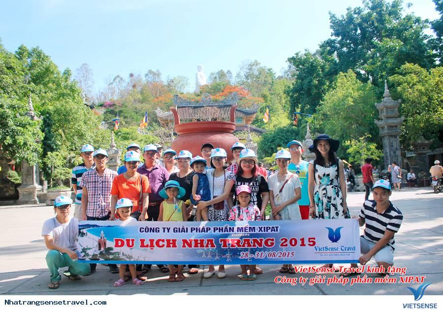 Tour Du Lịch Nha Trang - Đà Lạt 5N4D Ghép Đoàn