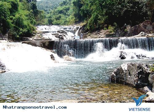 Tour Du Lịch Nha Trang - Suối Hoa Lan - Vịnh Nha Phú - Thác Yangba