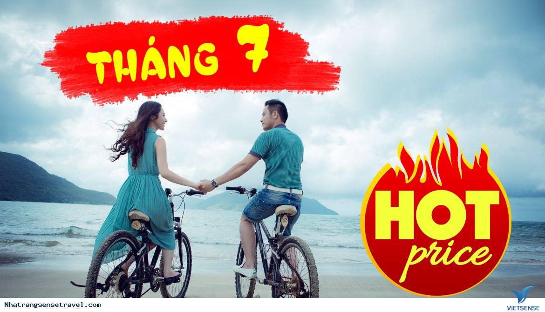 Tour Du Lịch Nha Trang - Vinpearl Land - Yangbay Ghép Đoàn Tháng 5