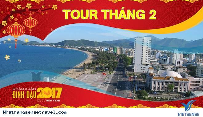 Tour Du Lịch Nha Trang - Vinpearl Land Từ Hồ Chí Minh Tháng 2