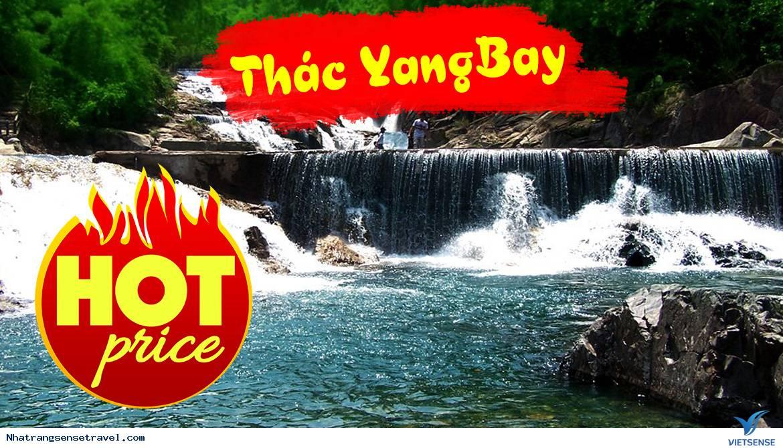 Tour Du Lịch Nha Trang 1 Ngày: Tham Quan Thác Yangbay