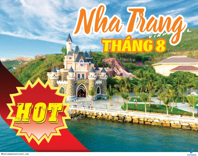Tour Du Lịch Nha Trang 4 Ngày 3 Đêm Từ Hồ Chí Minh