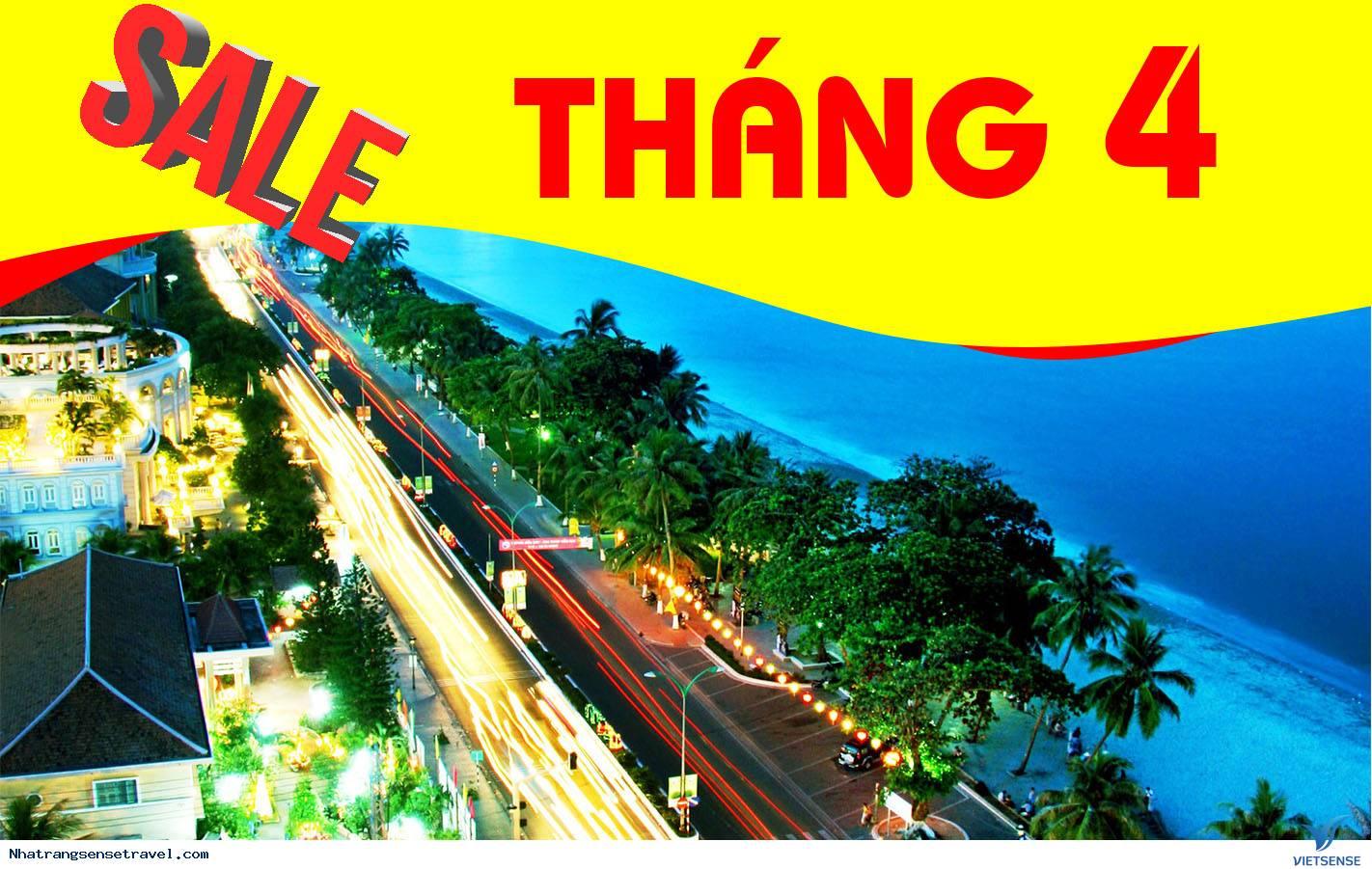 Tour Du Lịch Nha Trang 4N3D Tháng 4 Siêu Khuyến Mại Từ Hồ Chí Minh
