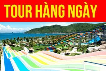 Tour Du Lịch Nha Trang 4N3D Từ Hồ Chí Minh Bao Vé Máy Bay Hàng Tuần