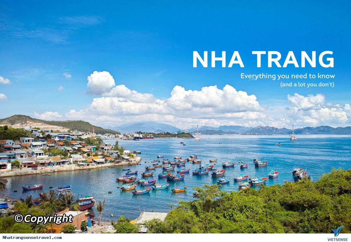 Tour Du Lịch Nha Trang 4N3D Từ Hồ Chí Minh Dịp Tết Dương Lịch