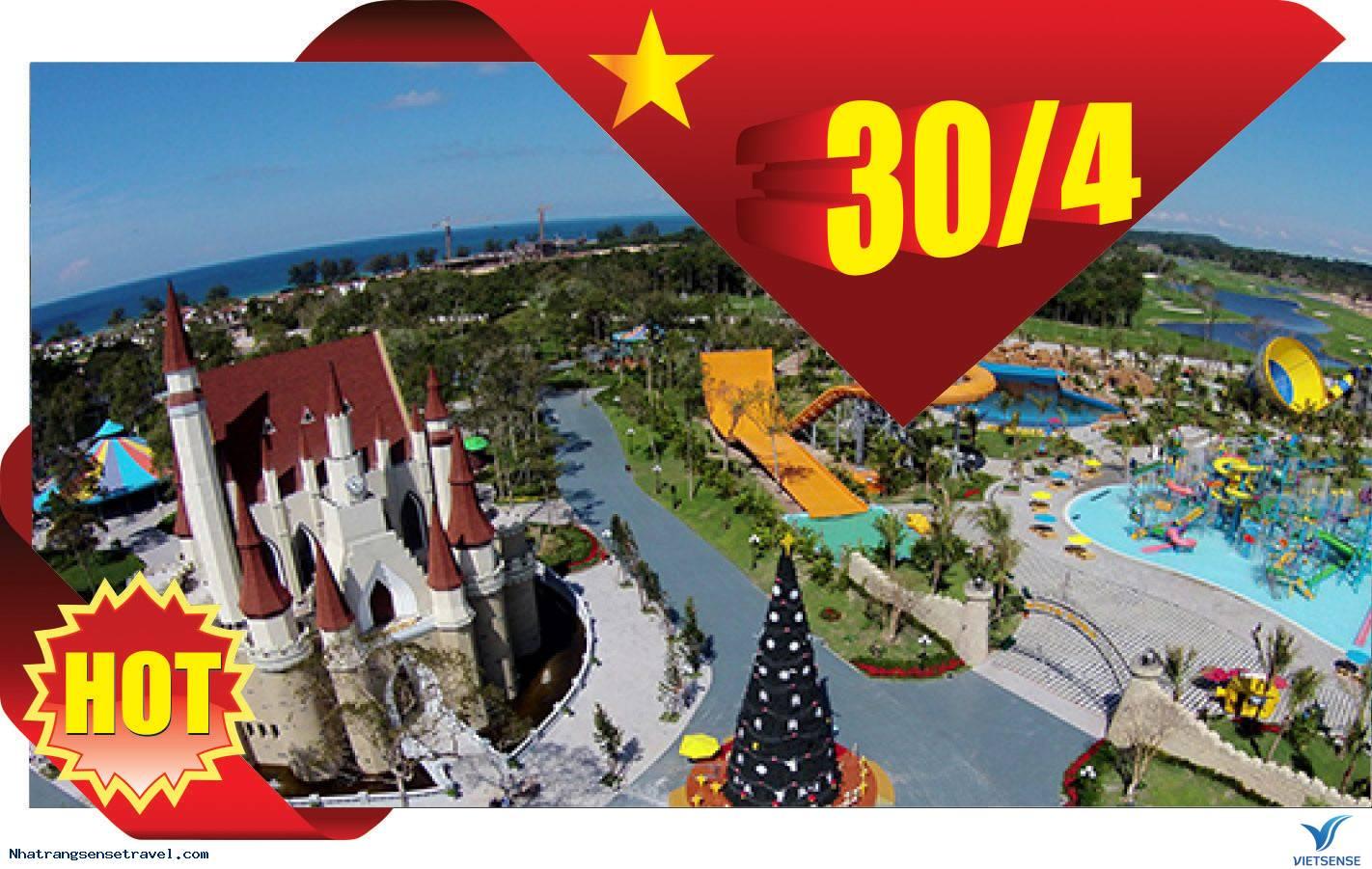 Tour Du Lịch Nha Trang 4N3D Từ Hồ Chí Minh GIảm Giá Dịp 30/4