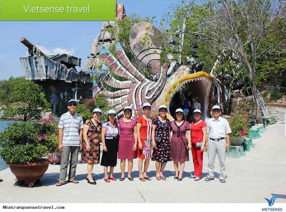 Tour Du Lịch Nha Trang Six Senses Ninh Vân Bay Resort