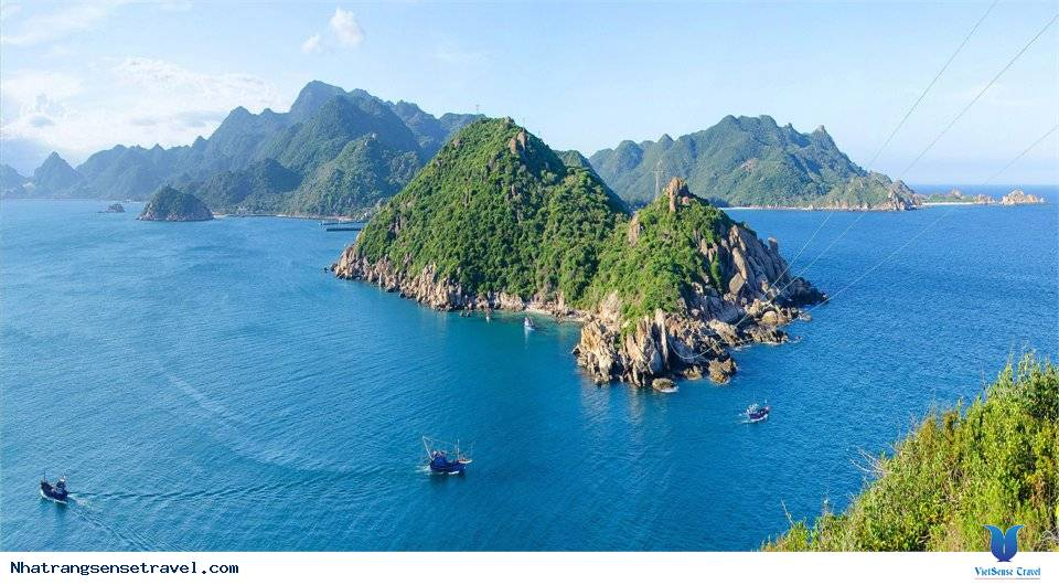 Tour Du Lịch Nha Trang Thăm Quan Đảo Bình Lập