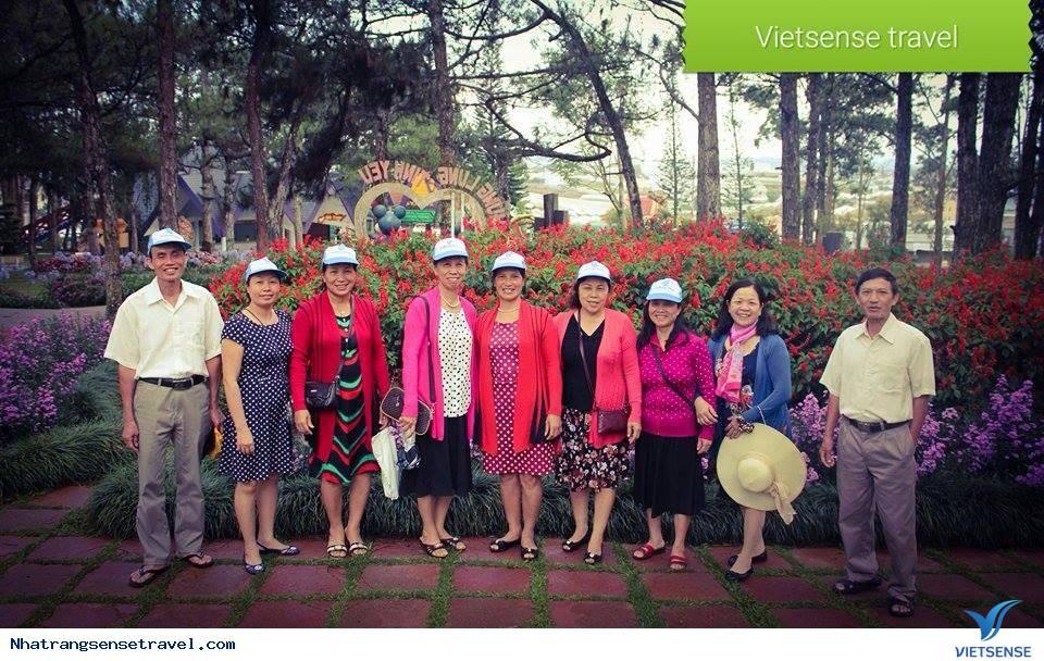 Tour Du Lịch Nha Trang: Vịnh Nha Phu Địa Trung Hải Khởi Hành HN/TPHCM