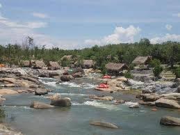 Tour suối Thạch Lâm Waterland 1 ngày