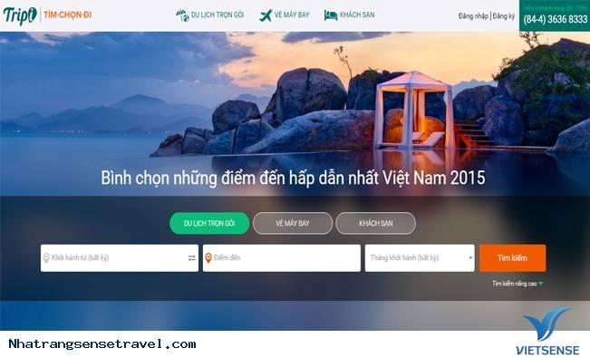 Tripi Sàn Giao Dịch Du Lịch Lớn Nhất Việt Nam
