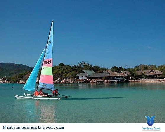 Whale Island Resort Decouvrir Nha Trang
